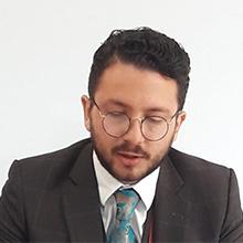 Sergio Enrique Mantilla - Seminarista Maronita